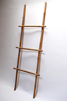 Bambus_Garderobe
