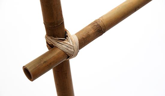 Bambusgarderobe_Detail